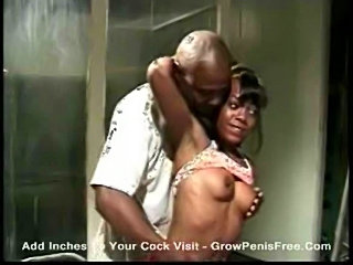Jenny - hot ebony action -1  free