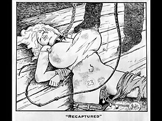Giant Breast BDSM art