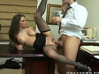 Rachel Roxxx Fucking Her Boss