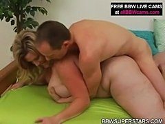 Giant BBW SWALLOWS free