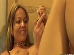 gorgeous and horny milf fucked self  demilf.com