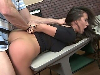Amia and decides that she needs to be punished