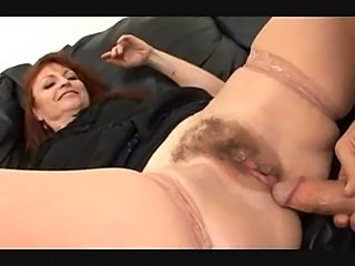 Mature redhead facial Learn how