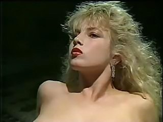 Classic pornstar Traci Lords is in France for a hot fuck and vintage lesbian action