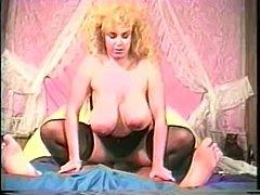 Mature big tits gang bang 3