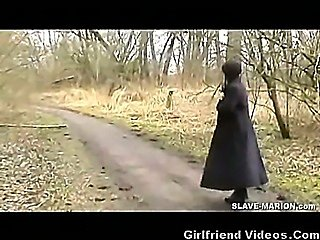 Wife Peeing In Public & Home