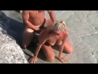 HidCams rus BEACH COUPLE FUCK 21 - NV
