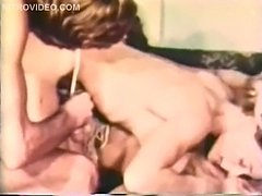 Linda Lovelace and Harry Reems pon classic