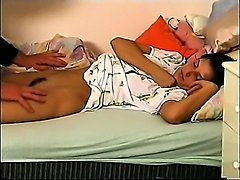 Schlafend 1