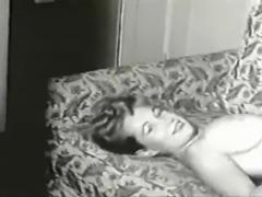 Virginia Bell Shaking Her Vintage Triple D's