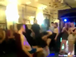 18th Birthday Boy Gets A Stripper