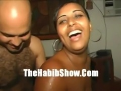 Dominican Hood BF does a quickie free