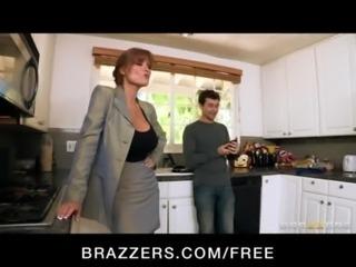 HOT big-tit redhead MILF slut s ... free