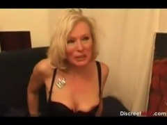 Casting French Blonde Mature Ho ... free