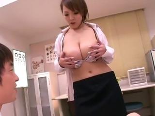 Hitomi Tanaka Big Tit Doctor