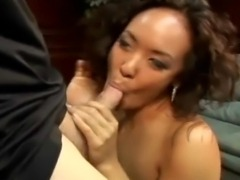 Asians suck cock