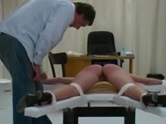 She needed good spanking