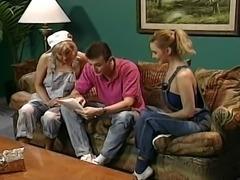 Melanie Moore, Rebecca Bardoux & Jonathan Morgan