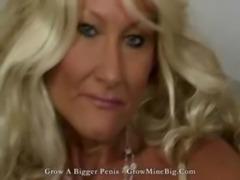 Blond Granny free