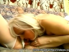 We have these lesbian grannies on this clip as they look for some lovin' and decided that they explore each others pussy. Watch as both of them start off and one got down and did some pussy licking