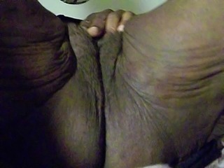 big clit mom video