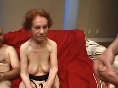 Sexy very old grannies hardcore