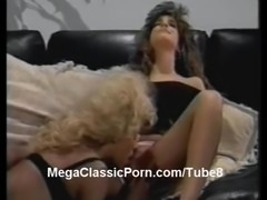 Racquel Darrian and Samantha Strong Lesbians