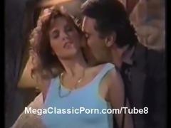 Classic  Alicia Monet fucks John Leslie
