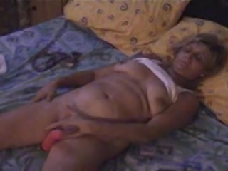 Open minded widow granny from Belgium. Alone at home. Playing with my tits and with my hairy pussy. Fucking myself with a dildo .. So what heavy. Working myself to a real big orgasm.