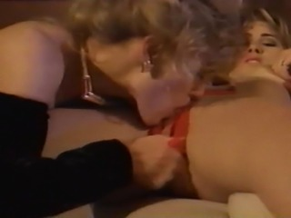 Alex Jordan and Tiffany Mynx have lesbian sex.