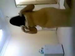 my wife NADIA big ass dance