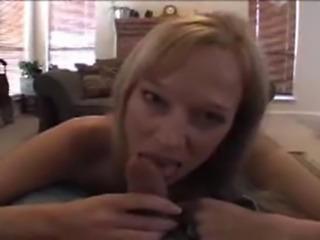 My beautiful blonde MILF wife Joyce. A passionate cock sucker. Perfect...