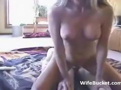 Fucking wifey on the floor