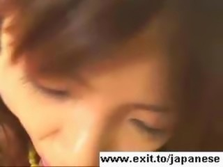 Japanese Rika 18 Noisy Orgasm and creampie