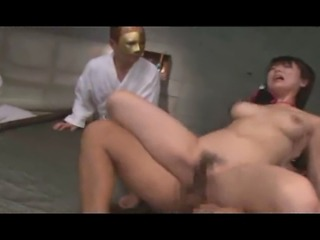 Asian Teen teased and fucked