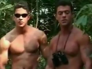 cruising in the jungle