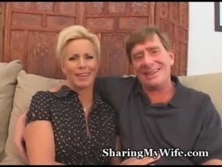 Mature Couple Recruits Bull To  ... free