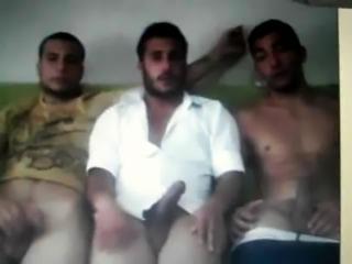 azeri 3 sex men show web cams