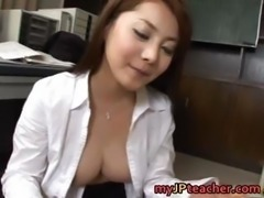 Mei Sawai Japanese is a fucking teacher part2