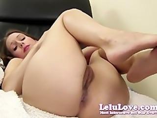 Lelu LoveSPH Pussy Asshole Panty Sniffer