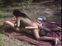 Ravageuses Infernales Lesbian Scene