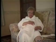 Grandma Undresses mature mature porn granny old cumshots cumshot