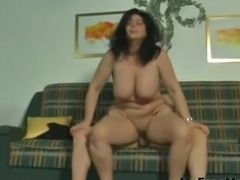 Sexy German Mom In Action  mature mature porn granny old cumshots cumshot