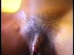 lady unbelievable big clit
