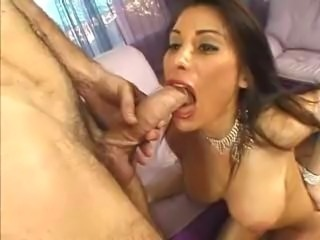 hot latina in anal action