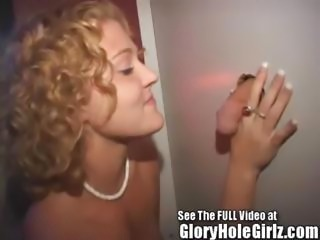 Tiny 18 Year Old Spinner Sucks Dick In The Glory Hole With Dirty D