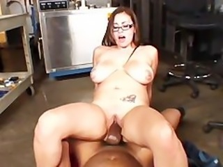 Boobzilla Went Black - Scene 1 - Combat Zone