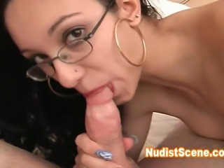 This educated girl woke up one day that she is really feeling so fucking...