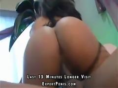 Curvy black girl in lingerie la ... free