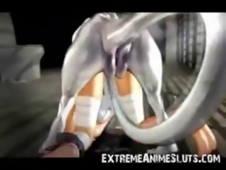Extreme 3d Hentai Sex!